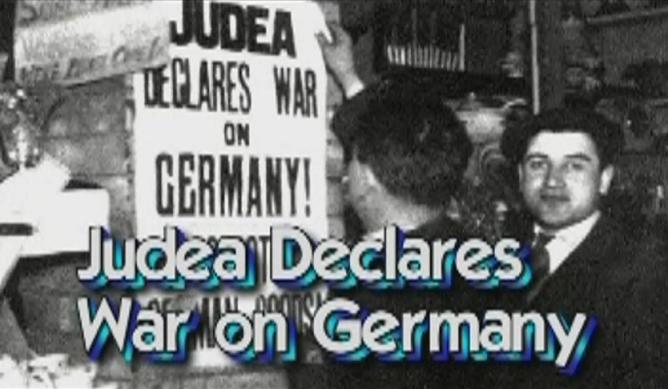 Les véritables raisons de la Seconde Guerre Mondiale Judea_declares_war_on_Germany