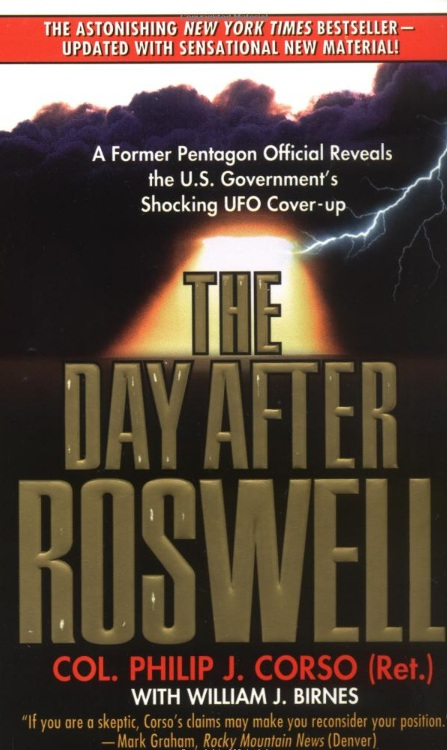 The University of Solar System Studies - Page 5 The_day_after_Roswell_Col_Philip_J_Corso
