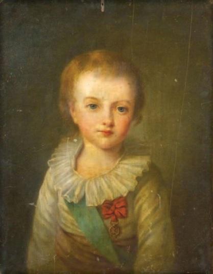Louis-Joseph de France, premier Dauphin - Page 2 Louis_XVII
