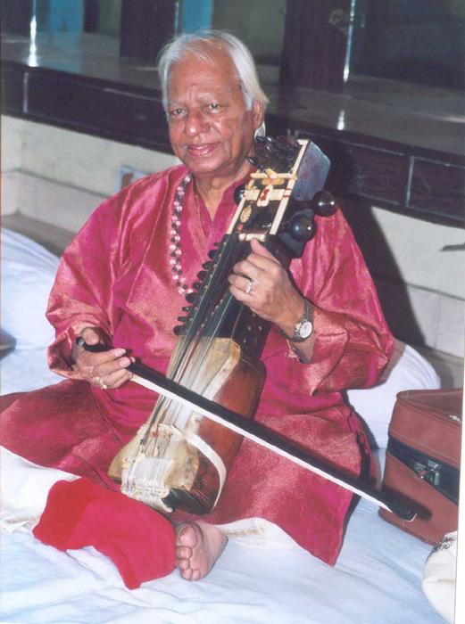 Ram Narayan et autres musiciens indiens classiques RamNarayan