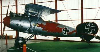 Les As de la Première Guerre Mondiale Albatros_dva