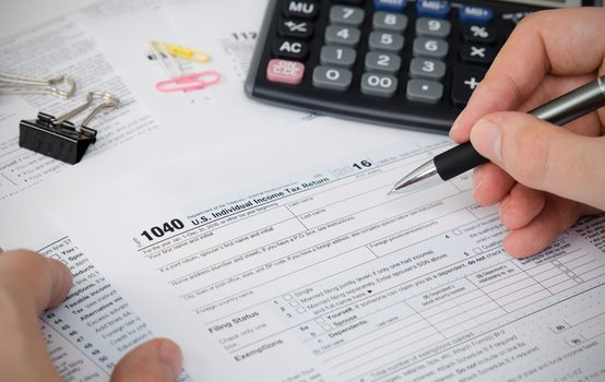 Why Taxes Are Such a Pain Tax-form-554x350