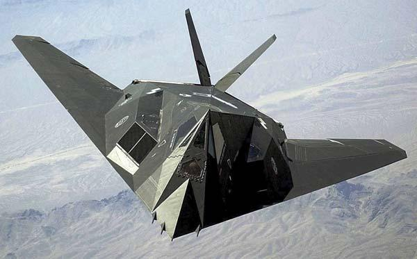 BBC-British Broadcasting Corporation Stealth-fighter