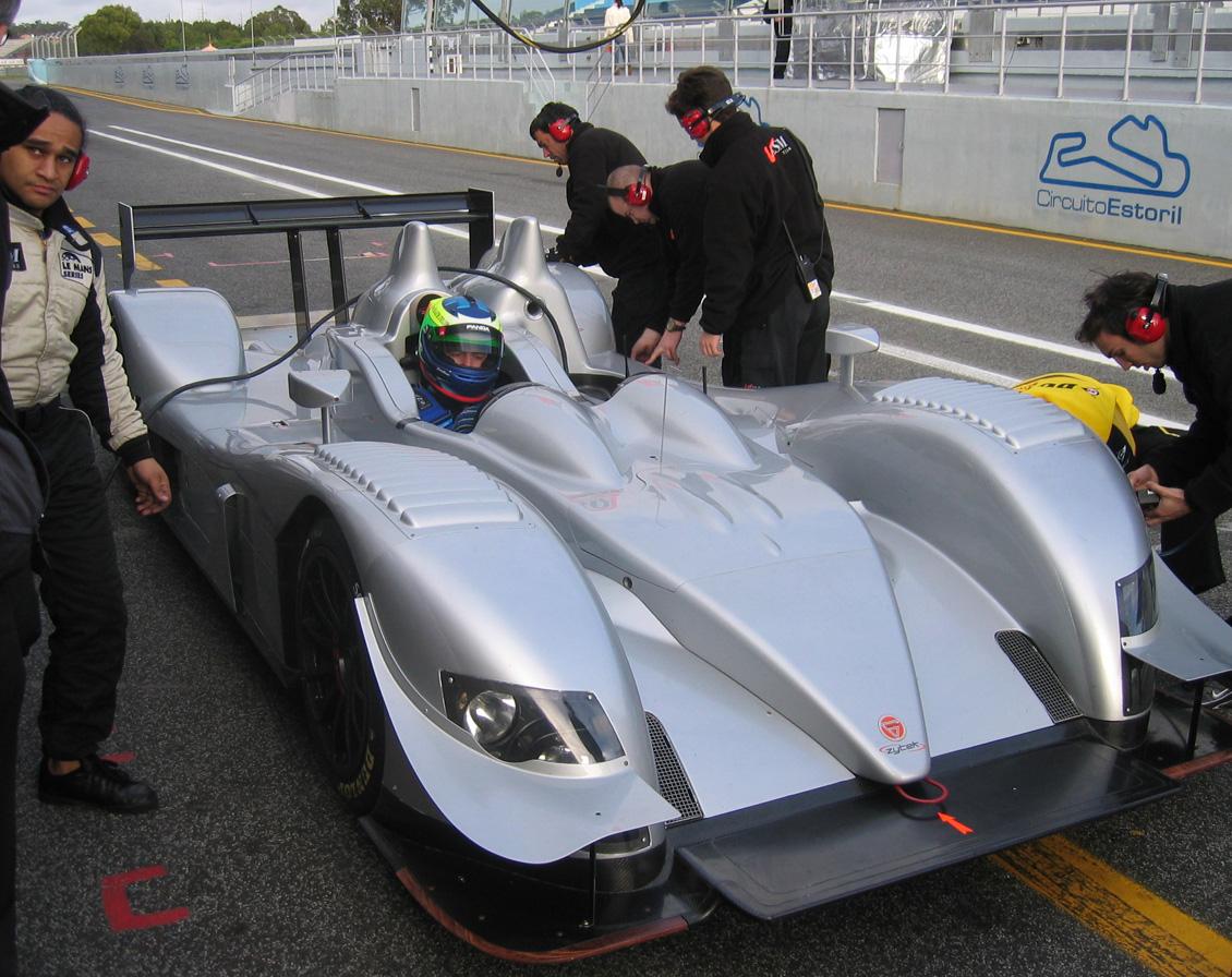 Mansell et ses fils au Mans 459382.1-lg