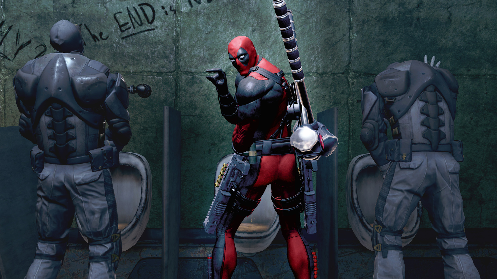 ¿A que juego estais jugando actualmente? Deadpool-2-Aww-aint-it-cute