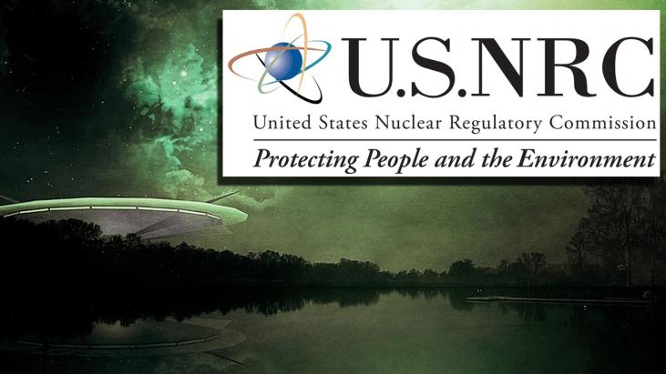 Nuclear Regulatory Commission (NRC) Declassified UFO Files Nrcufo-731x411