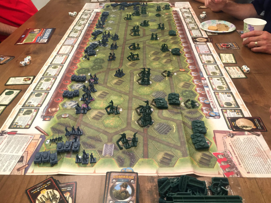 Memoir '44: Operation Overlord Memoir44Overlord-Set-up