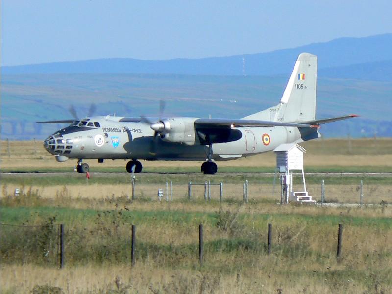 An-24, An-26 si An-30 1105