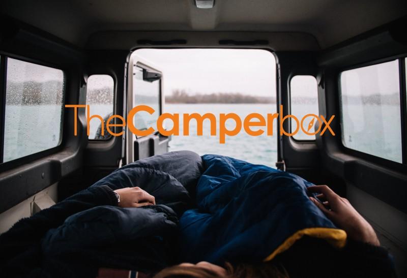The Camper Box : un kit pour transformer n'importe quelle voiture en chambre d'hôtel ! Par Hilaire Picault  Foto1