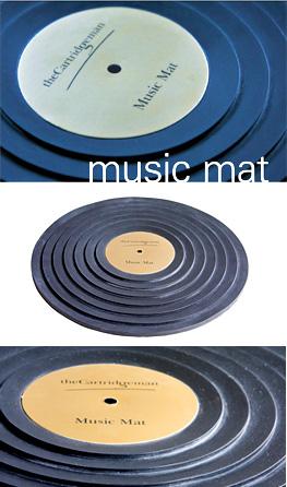 Tappetino e accessori Musicmat