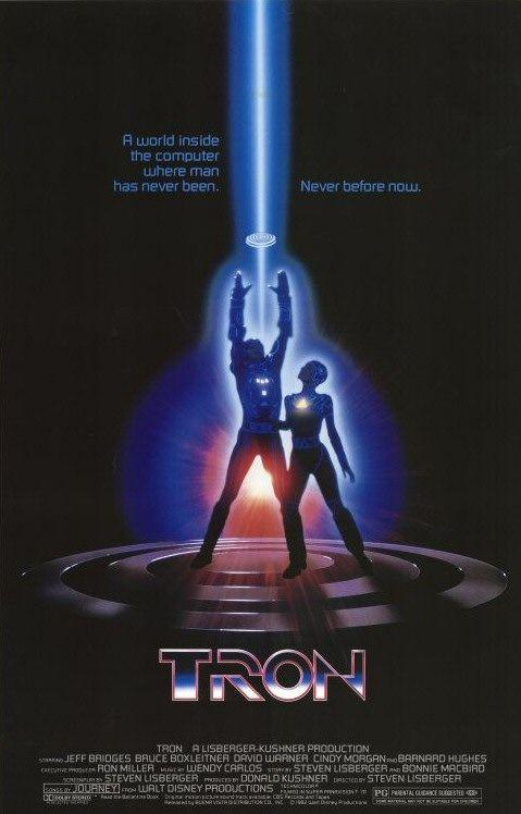 TRON Legacy - Página 2 Poster_tron1