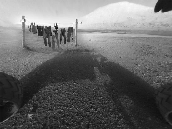 Curiosity en Marte, un hito en la exploración espacial - Página 4 Foto-del-Curiosity-confirmar%C3%ADa-presencia-de-agua-en-Marte