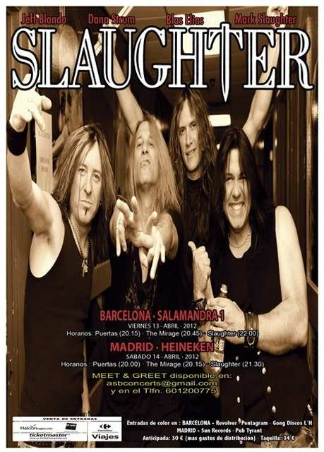 LACA para los Viernes - On a Storyteller's Night (1985) de Magnum y Stay Hungry (1984) de Twisted Sister - Página 6 SLAUGHTER-GIRA-2011-CARTEL