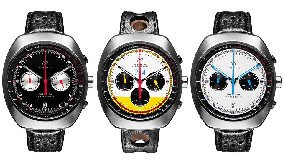 Una mezcla entre mecánico y cuarzo Autodromo-Prototipo-Watch-1