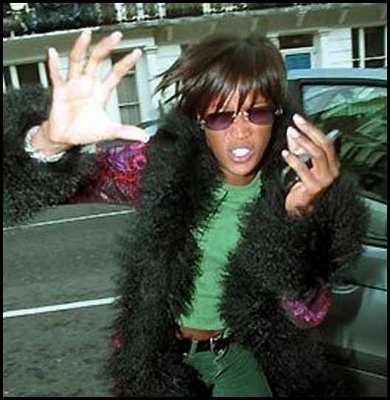 NAOMI CAMPBELL - the British supermodel Naomi-Campbell-Angry