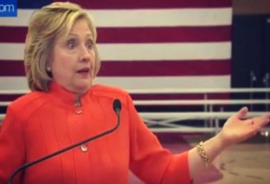 VIDEO: Watch How Pissed Hillary Gets When Directly Asked if She Wiped Her Server Hillaryserver