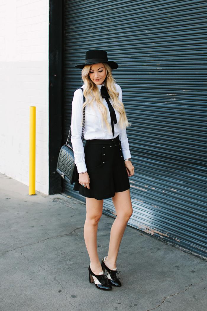 Gotta have it Valentino-Tuxedo-Black-and-White-Shoes-1