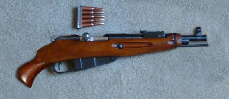 Histoires de Mosin Nagant - Page 3 Mosin-pistol