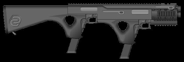 Never-Empty Double Gun ( NEDG ) NEDG-transparent