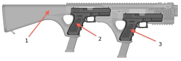 Never-Empty Double Gun ( NEDG ) Nedg-double-glock-conversion-kit-cutaway