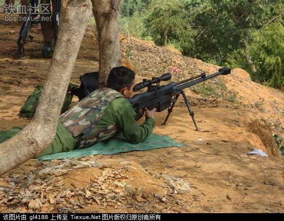 les Snipers - Page 2 United-Wa-State-Army-M99-12.7mm-Sniper-Rifle