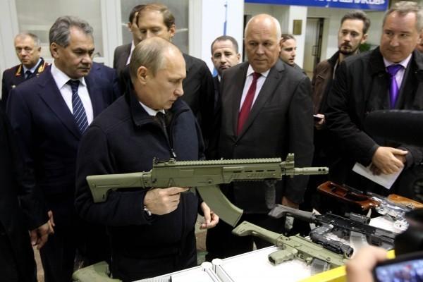 Nouvelle AK pour la Russie !  10002