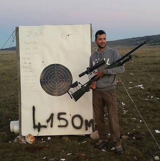 Le record de tir LD pulvérisé par un militaire français. 5