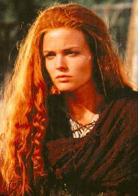 Rose McGowan is RED SONJA Dina