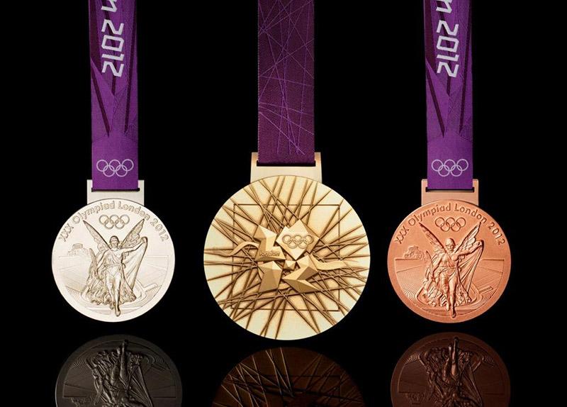 غرائب و حقائق  عن اولمبياد لندن 2012  2012-olympic-medals