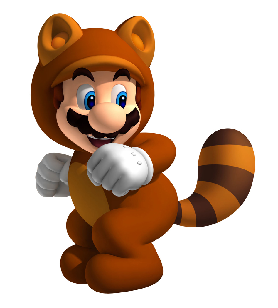 Video Game Chat Topic: My game can beat up your game! - Page 22 Super-Mario-in-Tanooki-suit