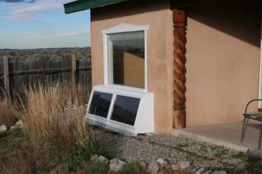 Cómo hacerse una calefacción solar barata Solarheater2