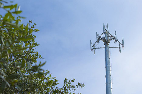 Is 5G a Sterilization and Eugenics Program? Climate-cell-phone-tower