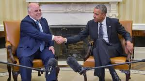 Abadi from Washington: We will stand with the people of Anbar to edit their wallets 5075526_orig