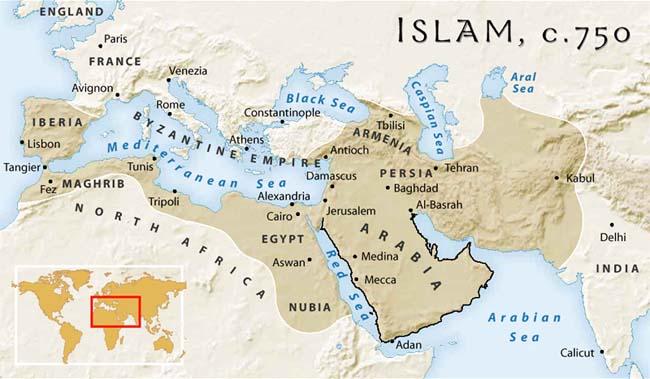 Bazi Eski Haritalar Islam_750