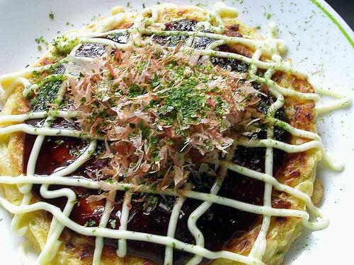 Restaurant Japonais près de chez vous Okonomiyaki