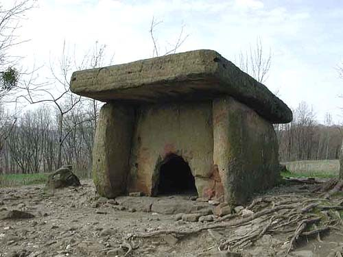 Caucasian Dolmens. The history of people.  06