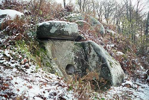 Caucasian Dolmens. The history of people.  55