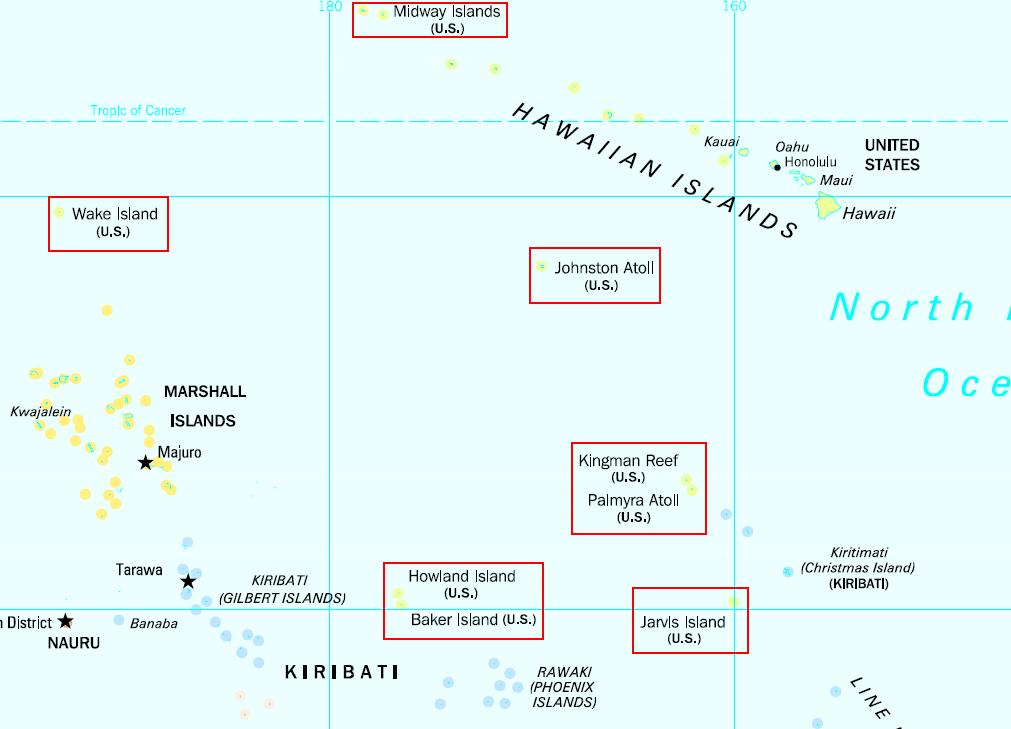 el atolon de la Palmira United_States_Minor_Outlying_Islands