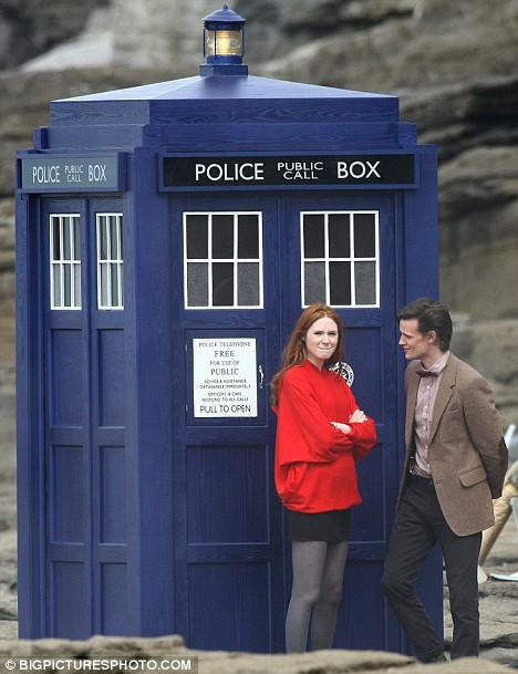 [Lego] Doctor Who sur CUUSOO Matt-smith-tardis-karen-gillan-amy-pond