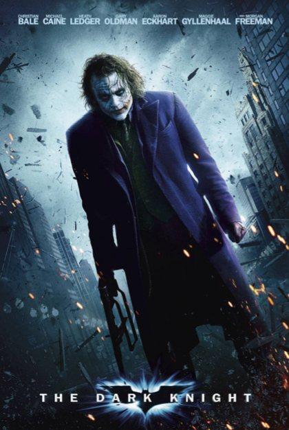 Posters et Affiches Joker-dark-knight-3