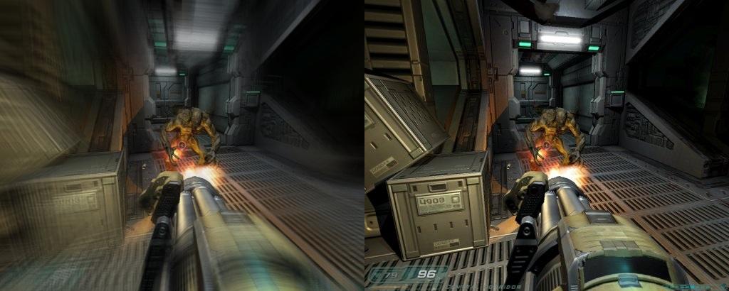 O que são shaders de um jogo? Radialblur