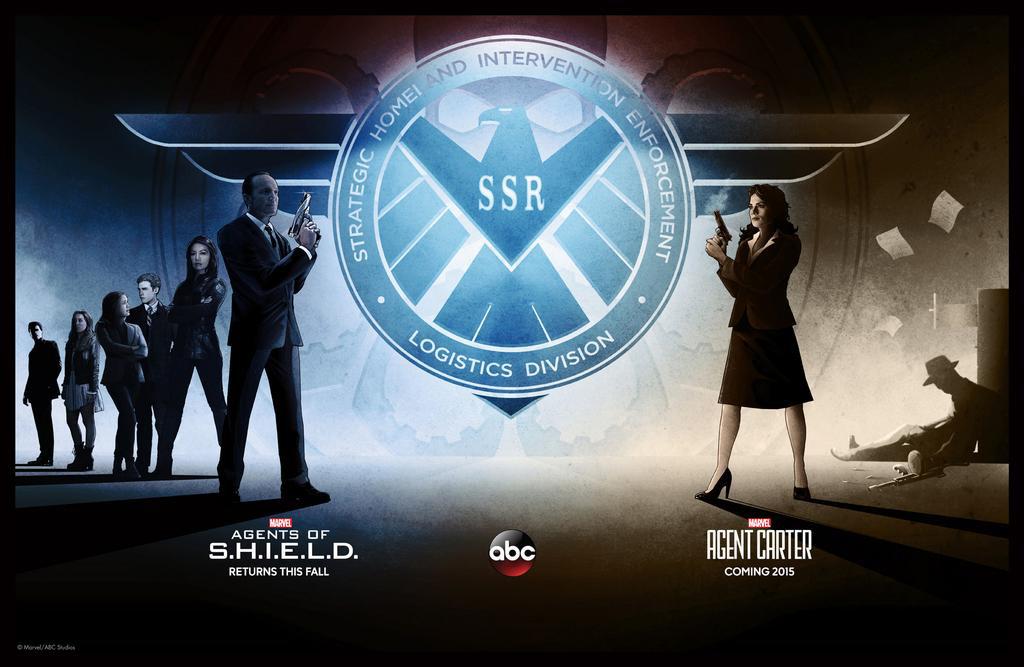 [TV] Agents of SHIELD (3ª Temporada) - Secret Warriors confirmados! - Página 9 Shieldcartersdcclarge