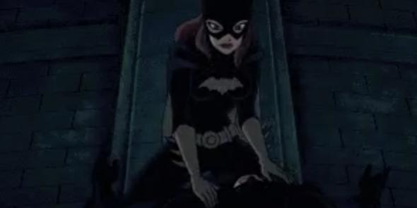 The Killing Joke, Animated Movie (2016) Batgirlonbatman_size3