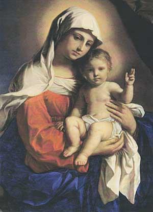 Mahomet aicha Pédophilie Islam pedophilia Mary_and_jesus