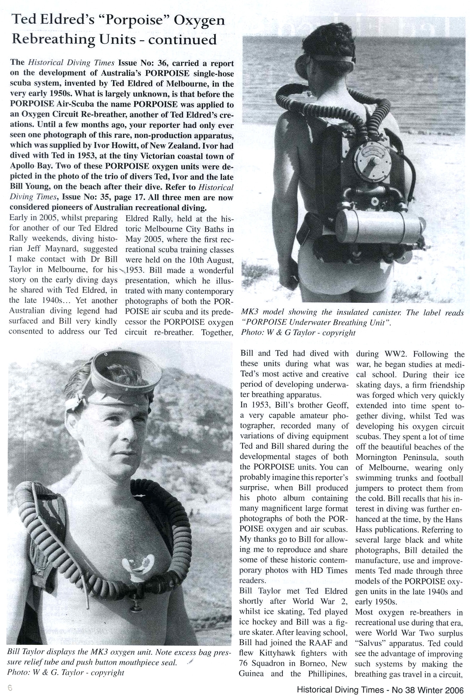 Ted Eldred's Porpoise Oxygen Rebreather 1946 HDS_page6