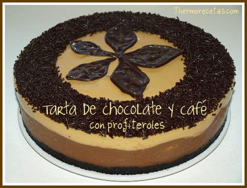 Feliz cumpleaños, 3lite Tarta_chocolate_cafe_profiteroles