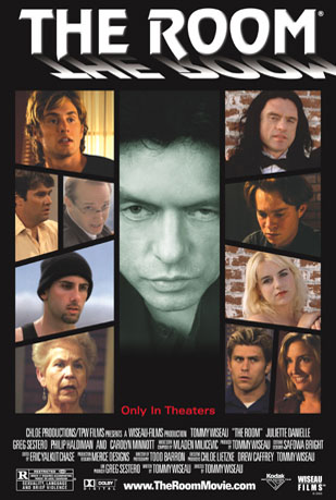 The Room Posterb