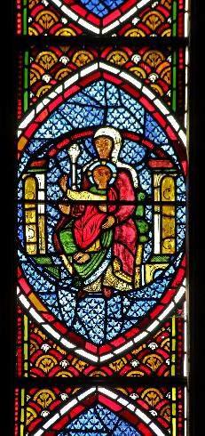 Les vitraux  du XIIIéme siècle . WB2-IMG_7798