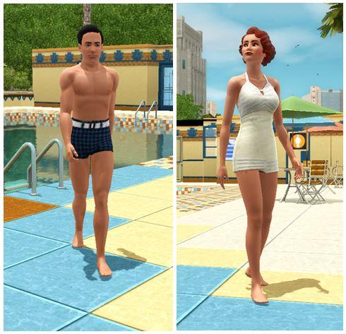 [Noticia]Blog: Los Sims 3 Roaring Heights, Todo sobre la moda CAS_1