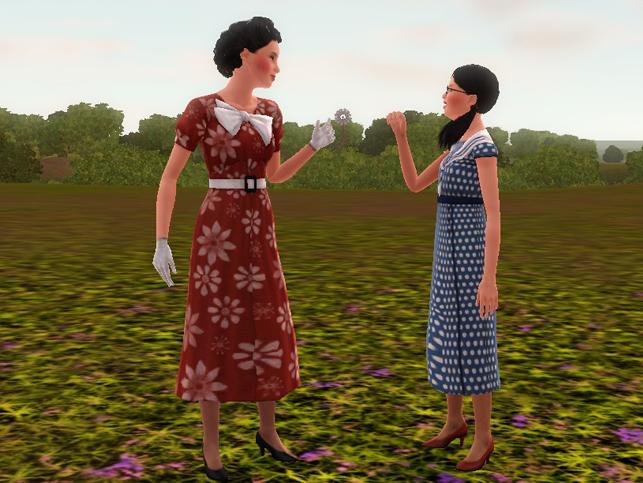 [Noticia]Blog: Los Sims 3 Roaring Heights, Todo sobre la moda CAS_5